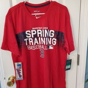 NIKE MLB Spring Training Dri Fit Shirt